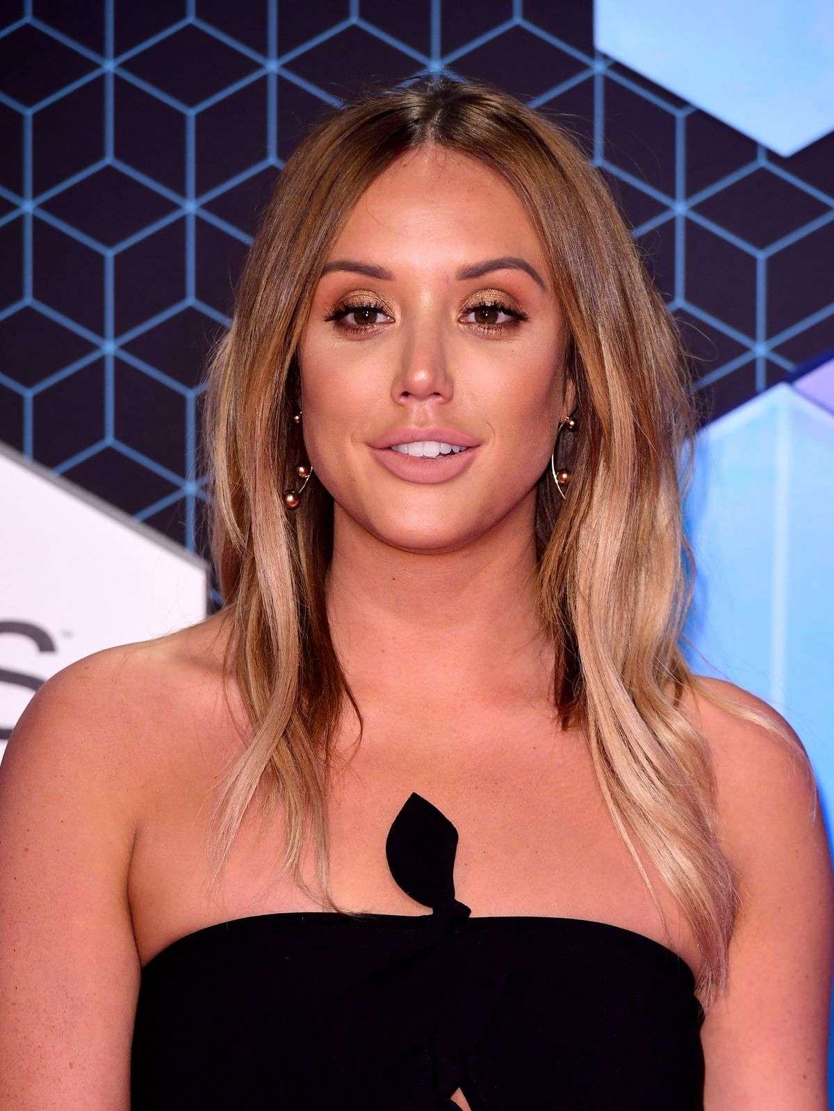 CHARLOTTE CROSBY at MTV Europe Music Awards 2016 in Rotterdam 11/06/2016 – HawtCelebs
