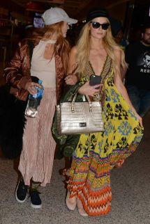 Paris Hilton Airport In Sydney 11 19 2016 - Hawtcelebs