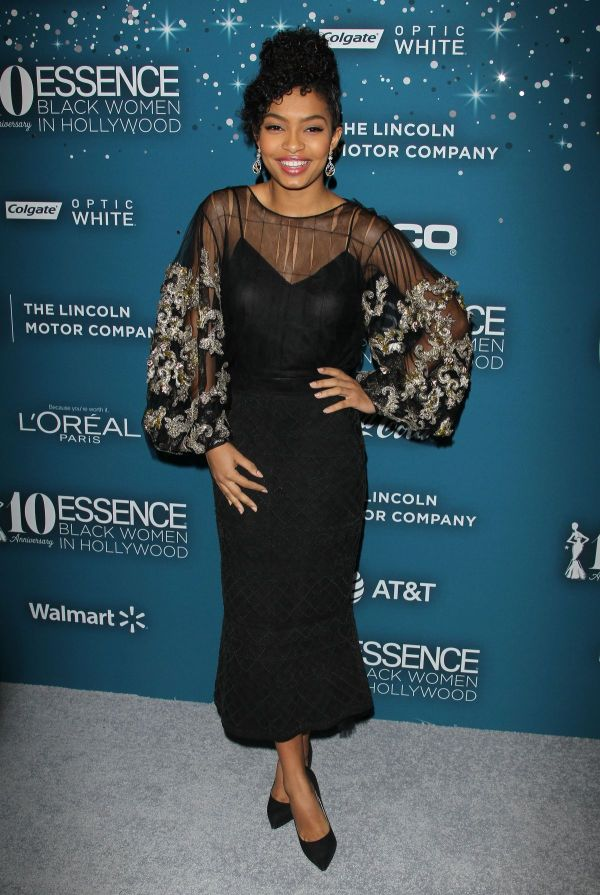 Yara Shahidi Essence Black Women In Hollywood Awards