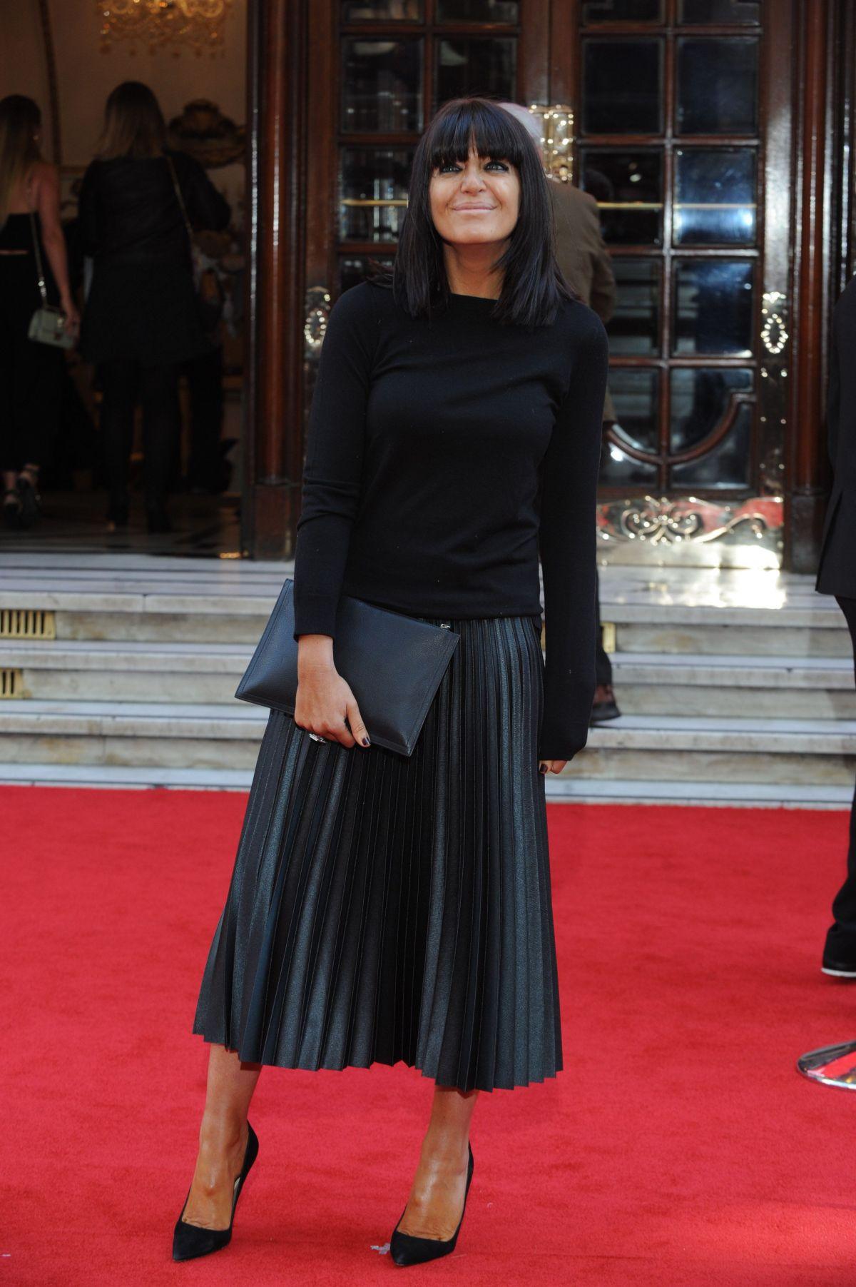CLAUDIA WINKLEMAN At Princes Trust Celebrate Success Awards In London 03152017 HawtCelebs