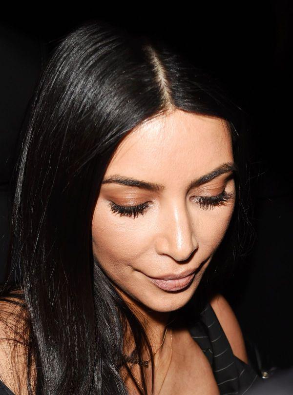 Kim Kardashian Leaves Craig Restaurant In Los Angeles 03 02 2017 - Hawtcelebs