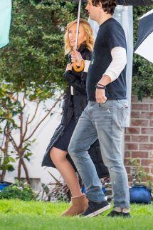Toni Collette Set Of Unit In Los Angeles 03 21