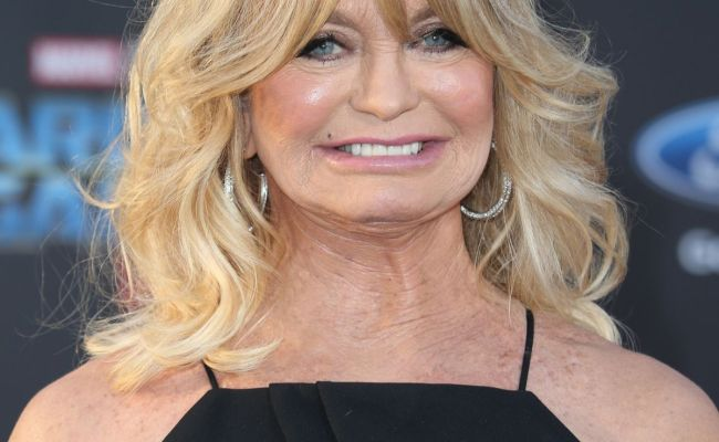 Goldie Hawn At Guardians Of The Galaxy Vol 2 Premiere In