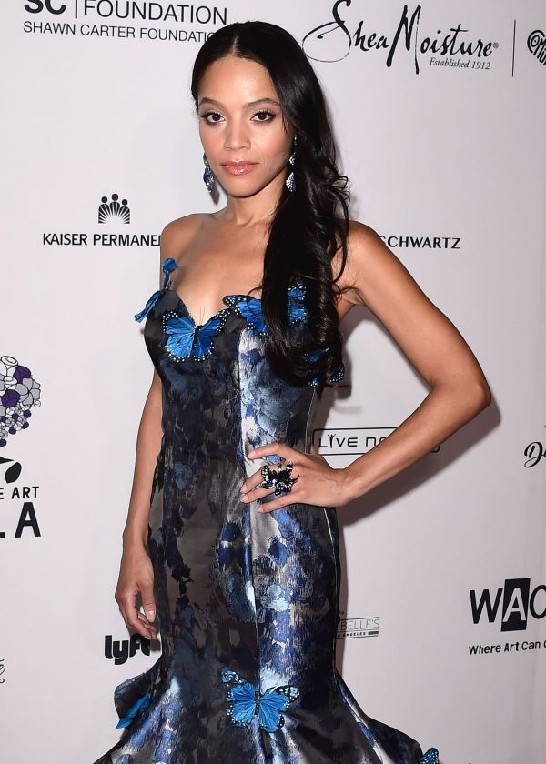 Bianca Lawson Wearable Art Gala California African
