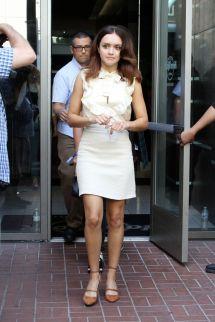 Olivia Cooke Arrives Hard Rock Hotel In San Diego 07 22