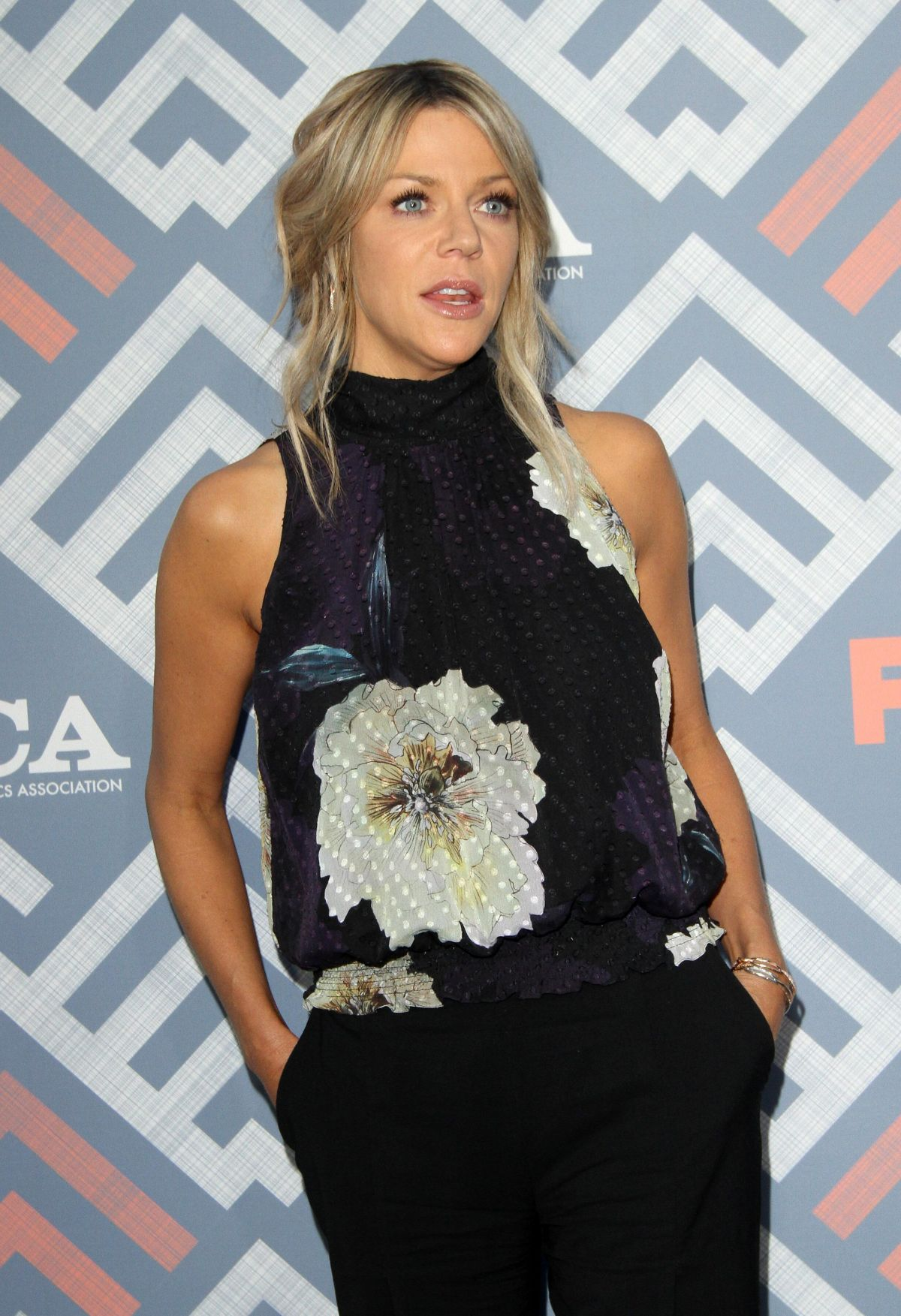 KAITLIN OLSON at Fox TCA After Party in West Hollywood 08