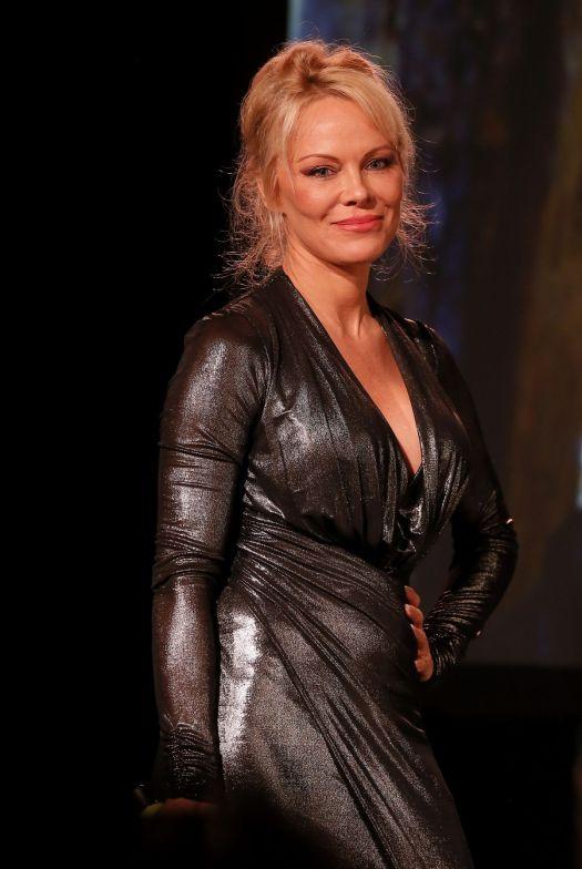 Pamela Anderson - HawtCelebs