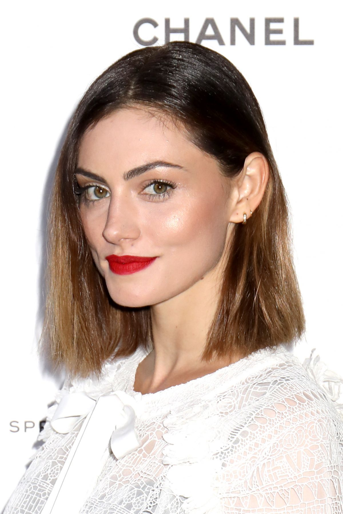 PHOEBE TONKIN At Lucia Picas Chanel SpringSummer 2018