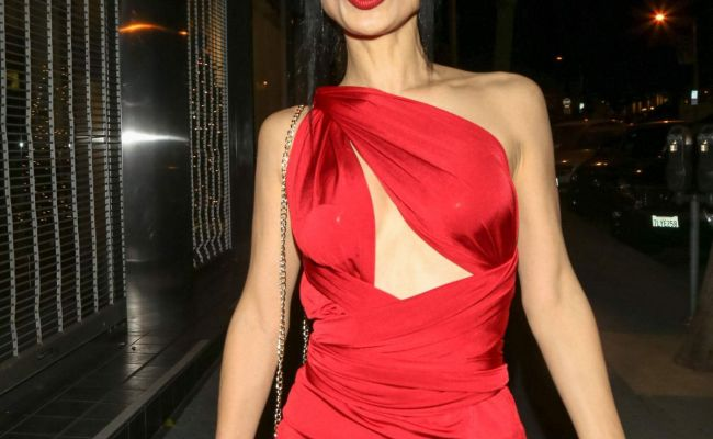 Bai Ling At Craig S Restaurant In West Hollywood 12 22