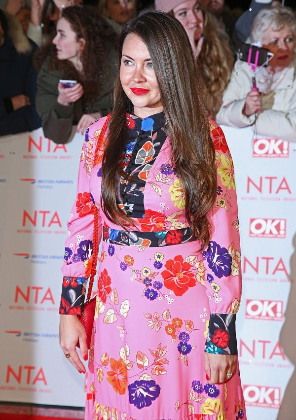 Lacey Turner National Television Awards In London 01 23
