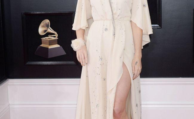 Lana Del Rey At Grammy 2018 Awards In New York 01 28 2018