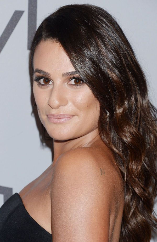 2018 Lea Michele at Golden Globes
