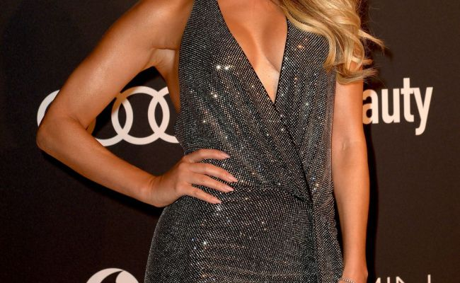 Sylvie Meis At Place To B Party In Berlin 02 17 2018