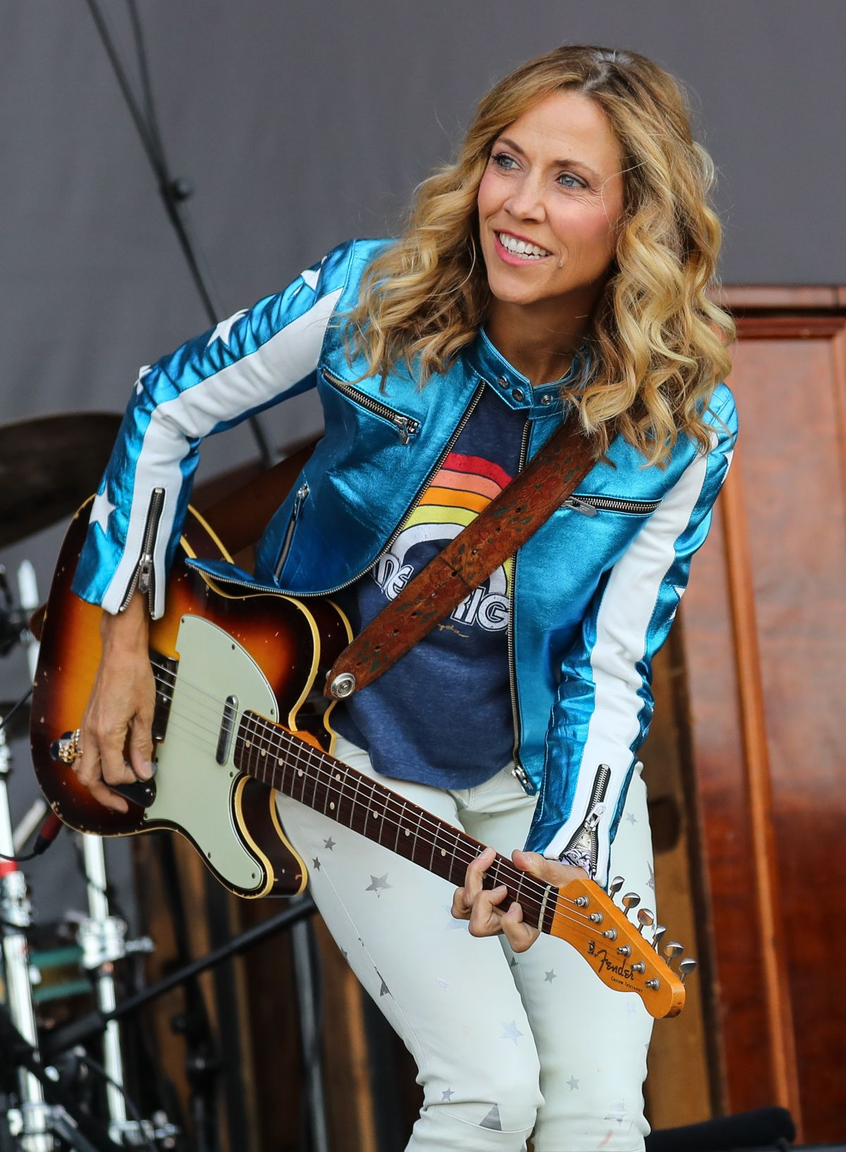 SHERYL CROW Performs at Isle of Wight Festival 06232018