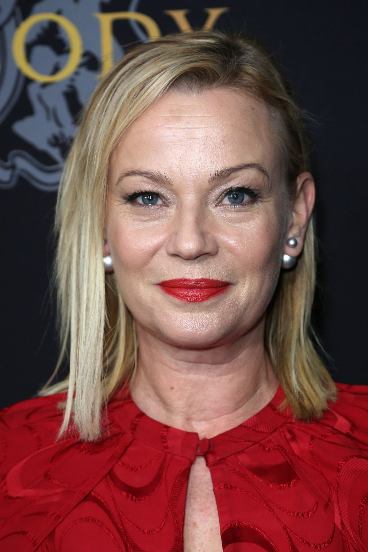 SAMANTHA MATHIS at Bohemian Rhapsody Premiere in New York