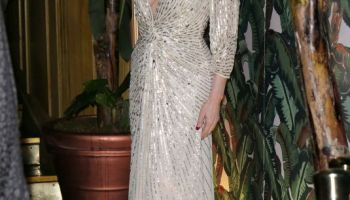 15489fe1082d GRACE WOODWARD at Dita Von Teese Private Gig in London 11 14 2018 ...