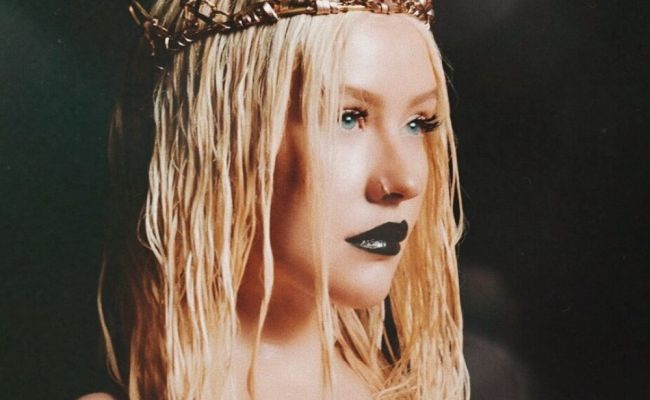 Christina Aguilera For Liberation Tour 2018 Hawtcelebs