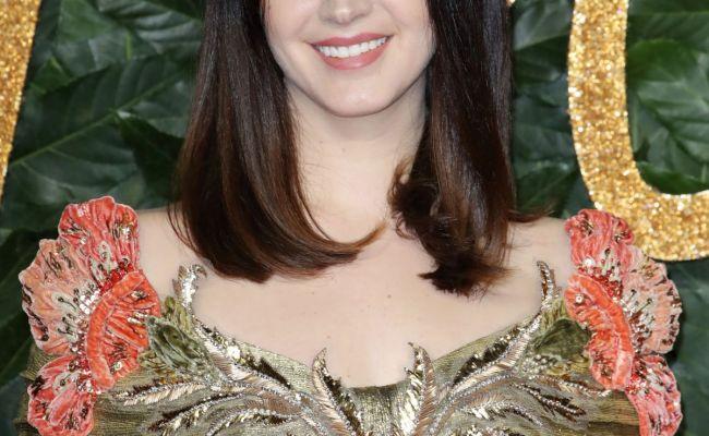 Lana Del Rey At British Fashion Awards In London 12 10