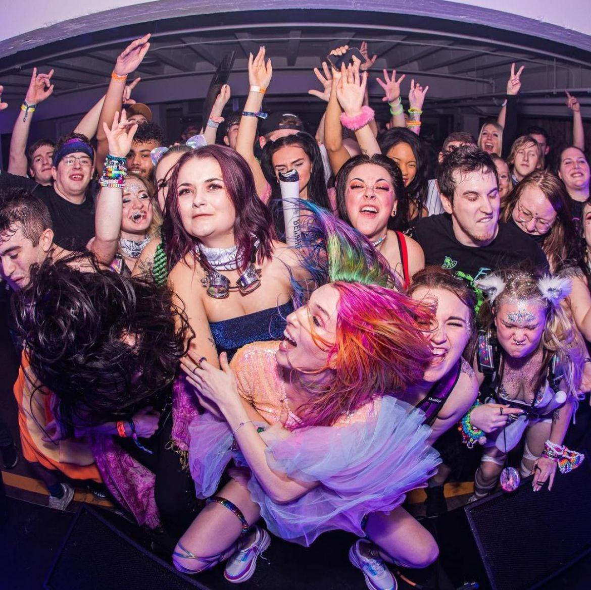DANI THORNE at New Year's Eve Party – Instagram Pictures