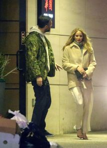 Jennifer Lawrence And Cooke Maroney In York 01 14