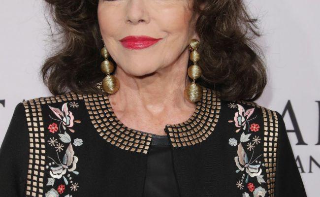 Joan Collins At Bafta Tea Party In Los Angeles 01 05 2019