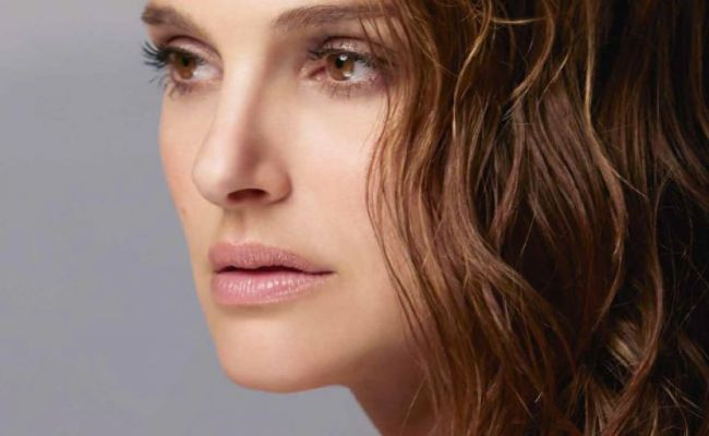 Natalie Portman For Diorskin Forever 2019 Campaign