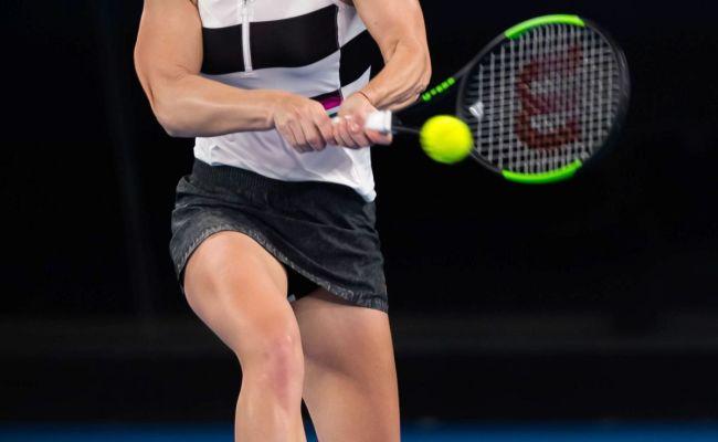 Simona Halep At 2019 Australian Open At Melbourne Park 01