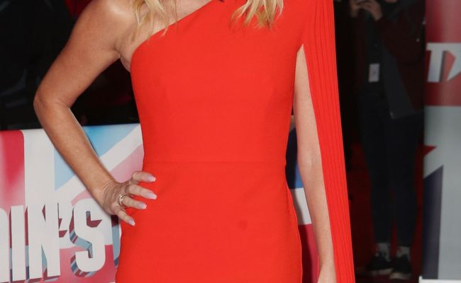 Amanda Holden At Britain S Got Talent Auditions In