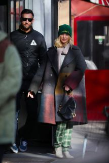 Jennifer Lawrence And Cooke Maroney In York 01 28