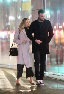 Jennifer Lawrence And Cooke Maroney In York 02 23
