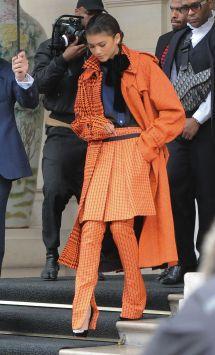 Zendaya Coleman Leaves Hotel In Paris 03 01 2019
