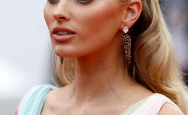 Elsa Hosk At A Hidden Life Premiere In Cannes 05 19 2019 Hawtcelebs