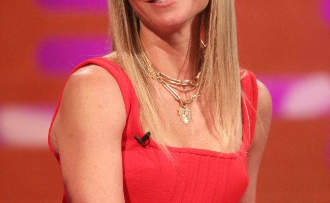 Gwyneth Paltrow At Graham Norton Show In London 06 17 2019