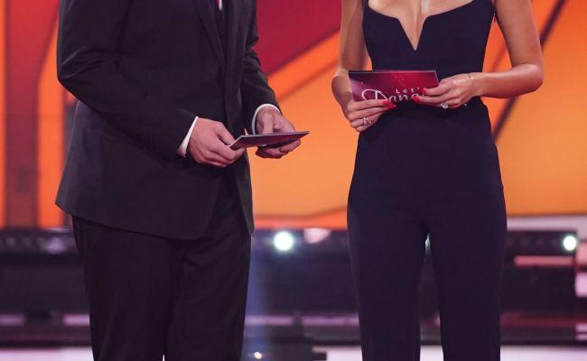 Victoria Swaorvski At Let S Dance Show 02 21 2020 Hawtcelebs