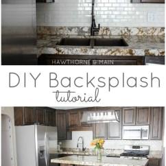 Backsplash Kitchen Remodeling Birmingham Al Diy Hawthorne And Main