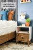 Diy Mid Century Modern Bed Hawthorne And Main
