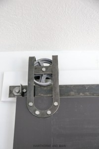 How to Decide: DIY Barn Door Hardware or Purchase Hardware ...