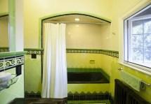 Hawthorne Tile Colorful Art Deco Bathrooms