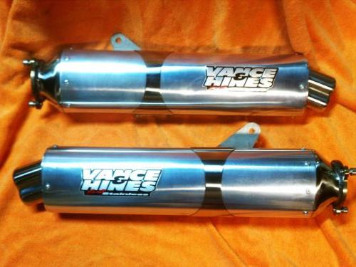 vance and hines exhaust s4 general