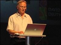 פרופ' ריצ'ארד דוקינס מאמין כי החיים עשויים להיות נפוצים ביקום