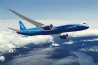 מטוס בואינג 787. איור: בואינג