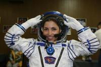 אנושה אנסארי תיירת חלל איראנית-אמריקאית
