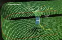 חור תולעת מחבר שתי נקודות בחלל-זמן