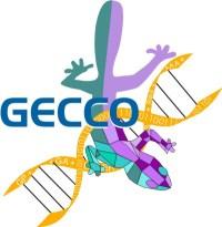 לוגו כנס GECCO למיחשוב גנטי ואבולוציוני