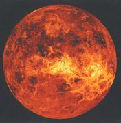 """האם האטמוספירה של נגה מאפשרת קיומם של חיים? (צילום: נאס""""א)"""