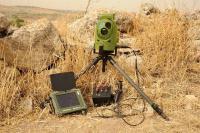 מערכת אלקטרו-אופטית ניידת, קלת משקל לרכישה וציון מטרות קרקעיות.  Ground target Acquistion & Designation Sysytem) - GTADS). צילום: התעשיה האווירית