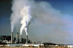 זיהום אוויר ופליטת פחמן, מתוך ויקיפידיה.