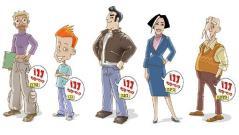 גיבורי ננו קומיקס של מכון ויצמן.