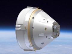 """תא הנוסעים של החללית CST-100 של בואינג. צילום: יח""""צ"""