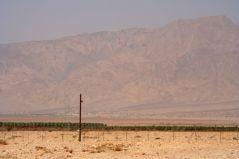 מבט מכביש הערבה באיזור אליפז. מתוך ויקיפדיה